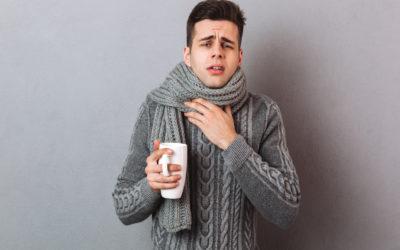 Bolest v krku a angína
